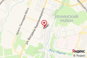 Адрес Сетьсервис на карте