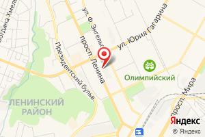 Адрес ЭнергосбыТ Плюс на карте