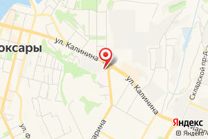 Адрес Тяговая подстанция № 3 на карте