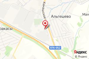 Адрес Энерготранзит на карте