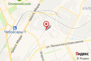 Адрес Коммунальные технологии на карте