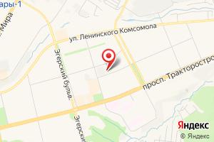 Адрес Электрическая подстанция Радуга на карте