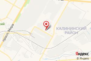 Адрес Энергоресурскомплект на карте