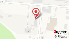 Отель Телей на карте