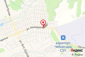 Адрес По АрмаПромЭнерго на карте