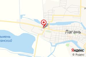 Адрес Газпром газораспределение Элиста, Участок реализации газа № 4 на карте
