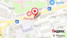 Гостиница Тархо на карте