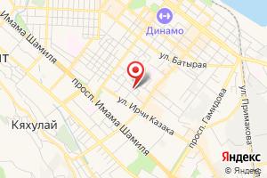 Адрес Спецгазстройсервис на карте