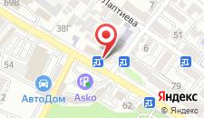 Гостиница Петровскъ на карте