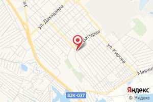 Адрес Каспэнергосбыт, касса № 9 на карте