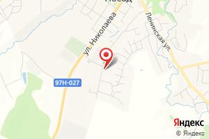Адрес Мариинско-Посадский газовый участок на карте
