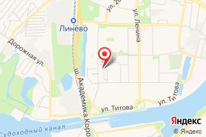 Адрес Саратов на карте