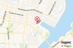 Адрес Электрическая подстанция Дзержинская на карте