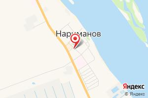 Адрес Водоканал Муниципального Образования Город Нариманов на карте