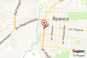Адрес Коммунэнерго Советское Мпэс Яранский район коммунальных электросетей на карте