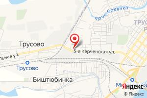 Адрес Волгоэнергогазстрой на карте
