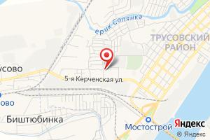 Адрес МУП Канализационно-Насосная Станция № 42 Астрводоканала на карте