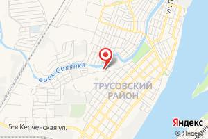 Адрес МУП Канализационно-насосная станция № 39 Астрводоканала на карте