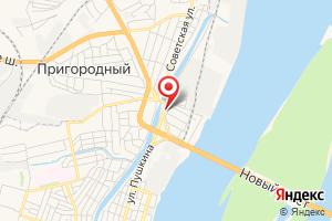 Адрес Оникс-2000 на карте
