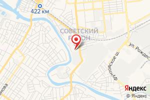 Адрес МУП Перекачечная станция № 17 Астрводоканала на карте