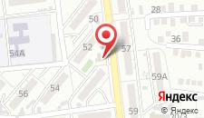 Гостиница Сюрприз на Бэра на карте
