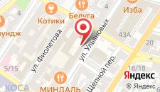 Гостиница Al Pash Astrakhanskaya на карте