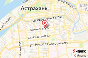 Адрес Цифровой водоканал на карте