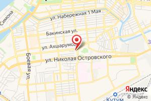 Адрес ИК ЭнергоПартнер на карте