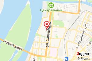 Адрес РегионГаз на карте