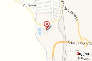 Адрес Водозаборные очистные сооружения на карте