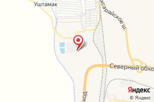 Адрес Электрическая подстанция ВОС на карте