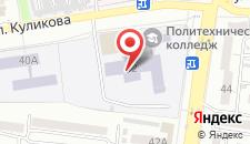 Отель Парламент на карте