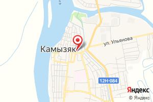 Адрес Газпром на карте