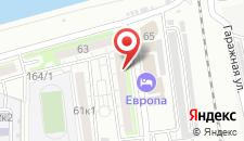 Гостиница Звездный отель на карте