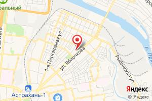 Адрес Астраханская энергосбытовая компания на карте