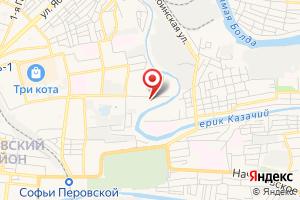 Адрес Каспийпрофсервис на карте