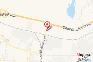 Адрес Электрическая подстанция Кири-Кили на карте