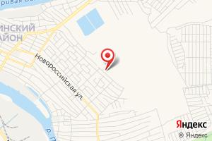 Адрес Электрическая подстанция Первомайская на карте