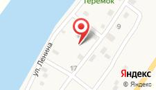 База отдыха Якорь на карте