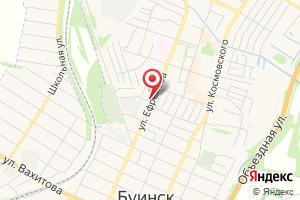 Адрес Газпром трансгаз Казань на карте