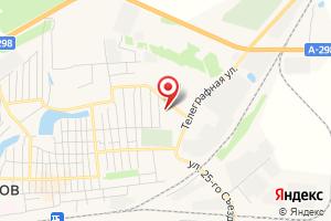 Адрес Газпром межрегионгаз Саратов, отделение по Ершовскому, Дергачевскому и Озинскому районам на карте