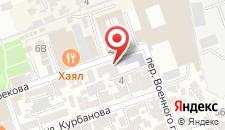Отель Элит на карте