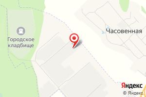 Адрес Электрическая подстанция Агрегатная на карте