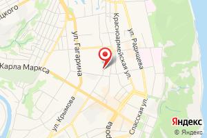 Адрес УМП Ульяновскводоканал на карте