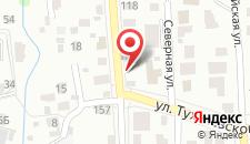 Гостиница ГончаровЪ на карте