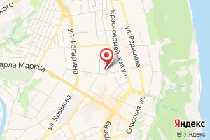 Адрес Умуп Ульяновскводоканал на карте