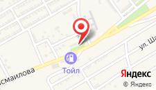 Бутик-Отель RA на карте