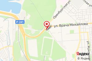 Адрес Канализационная насосная станция № 9 на карте