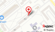 Мини-отель Соул на карте