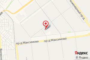 Адрес Ульяновскводоканал на карте